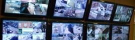 サロックは、技術IndigoVisionを通じて犯罪を減らす