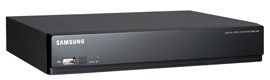 Samsung SRD-440, new four-channel H.264 DVR with remote viewing multiple options