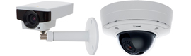 Axis expands its portfolio with new network cameras with LED illumination and fixed domes