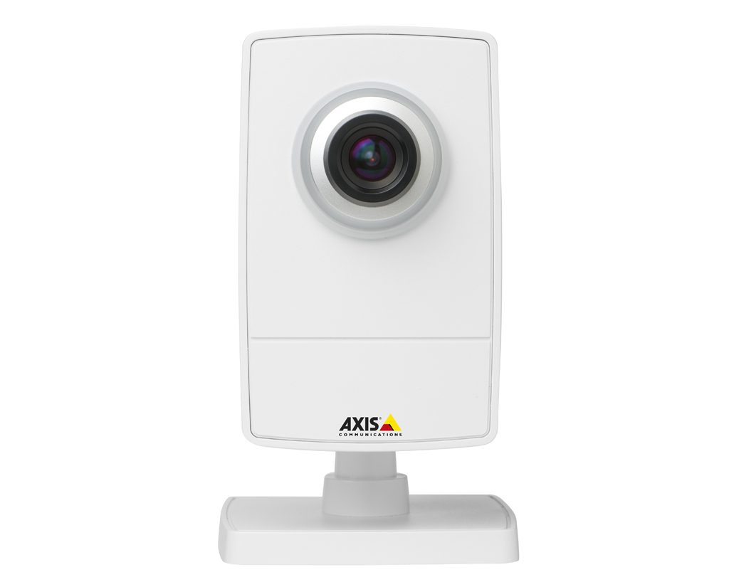 New indoor network cameras Axis Axis M1013 and M1014 ...