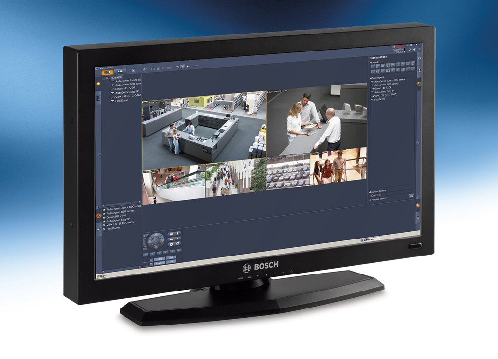 Il software client Bosch Bosch Video aggiornato con nuove ...