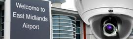 东米德兰机场安装了视频监控系统的IndigoVision的IP
