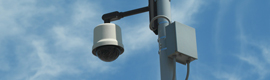 A wireless video surveillance system strengthens the security Cisco in San Luis Potosi