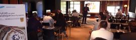 El HD Tour 2012 de Samsung Techwin y Beta Cavi arranca con éxito en Barcelona