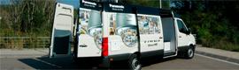 Ingesdata presentará la nueva Demovan de Panasonic en el Technology Day 2012