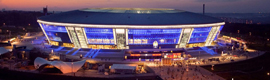 Mobotix technology will ensure the safety of the stadium Donbass Arena during Euro