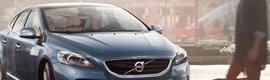 El nuevo Volvo V40 incorpora un innovador sistema de detección de peatones