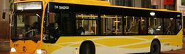El Área Metropolitana de Barcelona mejora la seguridad del Nitbus mediante videovigilancia