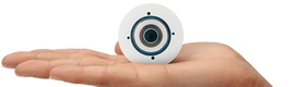 Mobotix Lanza's S14 FlexMount, first flexible double hemispheric camera world