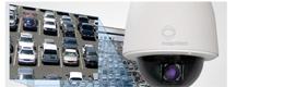 IndigoVision的扩展了您的PTZ球型摄像机的范围 9000