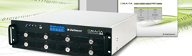 Dallmeier Brinda el IPS 2400, SMAVIA a new device with integrated storage system