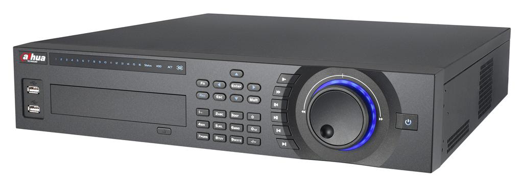 The Pelco network cameras are integrated with Dahua NVRs - Digital