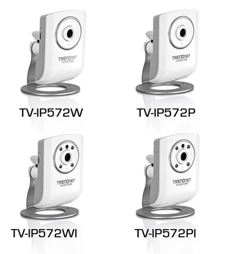 TRENDnet offers four new IP Megapixel cameras - Digital Security