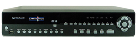 Euroma Telecom ofrece el nuevo DVR H4 de Camtronics