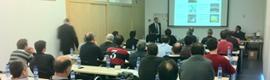 Casmar celebra unas jornadas de presentación de soluciones profesionales de video IP
