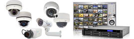 The QNAP VioStor NVRs integrate with Illustra HD IP cameras from American Dynamics