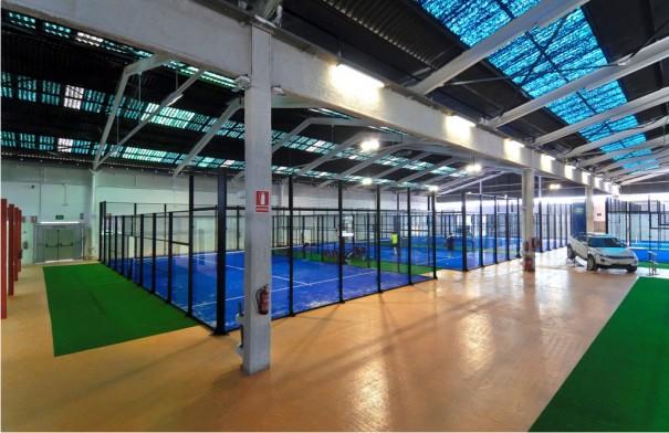 Tarragona Padel Indoor