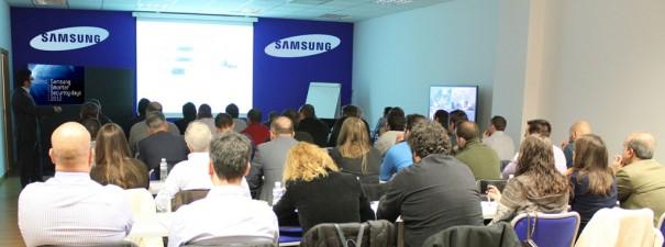 Jornadas Casmar Samsung
