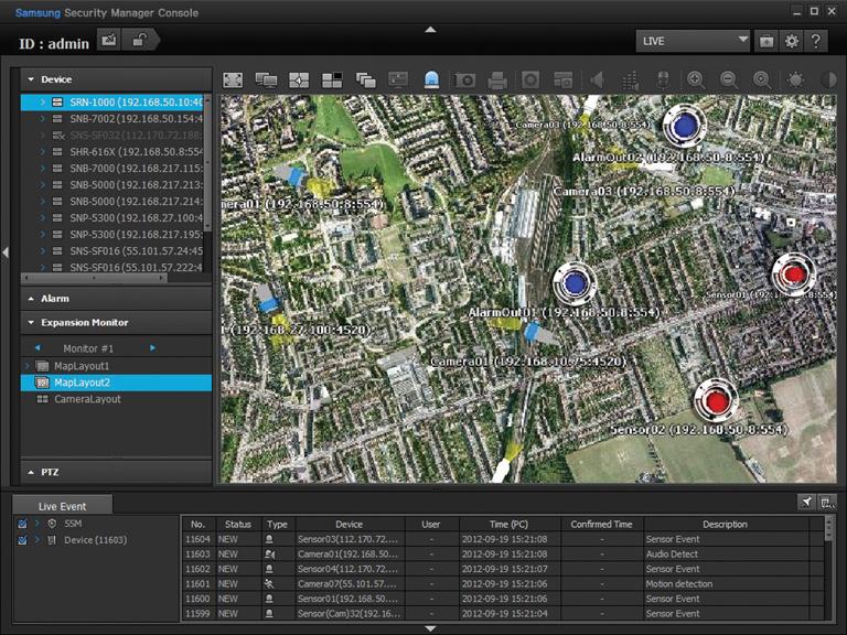 Samsung Techwin lancia il software gratuito di video ...