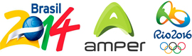 Amper safety project wins big events in Brazil