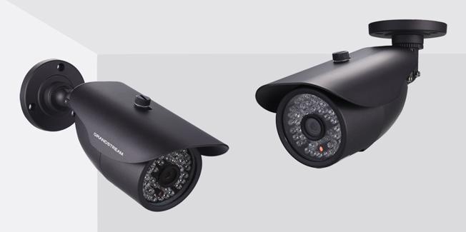 grandstream k ndigt drei neue hd ip kameras f r den au enbereich wetterfest digitale. Black Bedroom Furniture Sets. Home Design Ideas