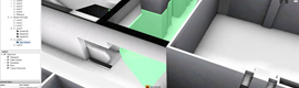 Schneider Electric presenta Pelco 3D, el primer software para el diseño de sistemas de videovigilancia en tres dimensiones
