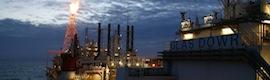 El petrolero alemán Glas Down refuerza su videovigilancia con Axis y SeeTec