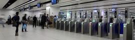 El aeropuerto de Gatwick lleva a cabo un piloto biométrico