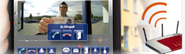 An app easy and intelligent access from anywhere Mobotix cameras and video intercom