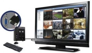 QNap VioStor VS2100 Pro