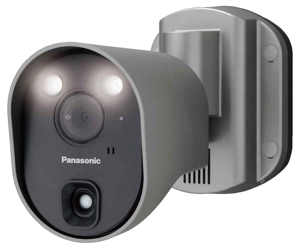 Panasonic Monitors Input On Properties With Video Entry