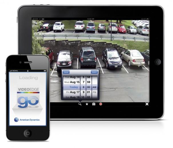 VideoEdge GO do American Dynamics