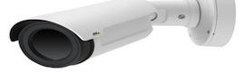 Camera Q1931-E Thermal Axis to PROTECT perimeters in difficult environments format Corridor