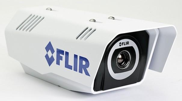 CCTV Center Flir FC S