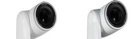ERECA desarrolla un sistema de transmisión por fibra óptica para la cámara Panasonic AW-HE120