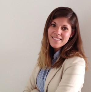 Maria Santafe coordinadora Marketing Axis