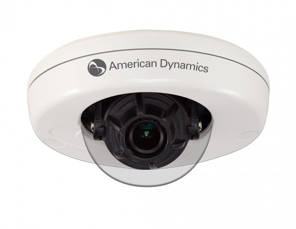 American Dynamics Illustra Compact IP Mini-Domes
