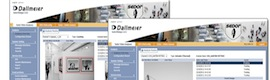 Dallmeier DVS 2500: application for the analysis and recording up 24 IP-based channels