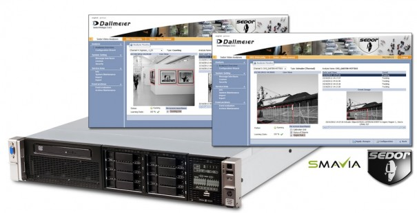 Dallmeier DVS 2500
