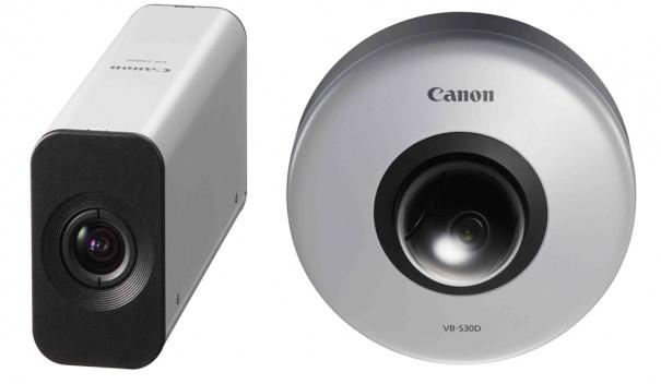 Camaras seguridad Canon Serie S