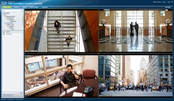 Cisco videovigilancia VSM 7.0