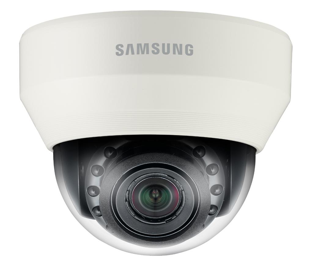 Samsung snd 6011 telecamera full hd dome con obiettivo - Camaras de vigilancia con grabacion ...
