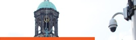 La technologie de surveillance vidéo de Bosch Security, protège l'inauguration du roi de Hollande