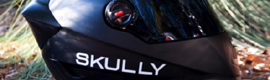 Skully, la realidad aumentada llega a los cascos de los motoristas