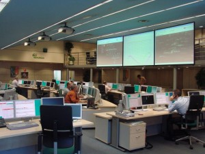 Centro control Iberdrola