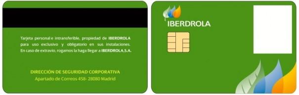 GyD tarjeta Iberdrola