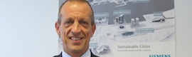 Jesus Daza, new CEO of the Siemens Building Technologies division in Spain