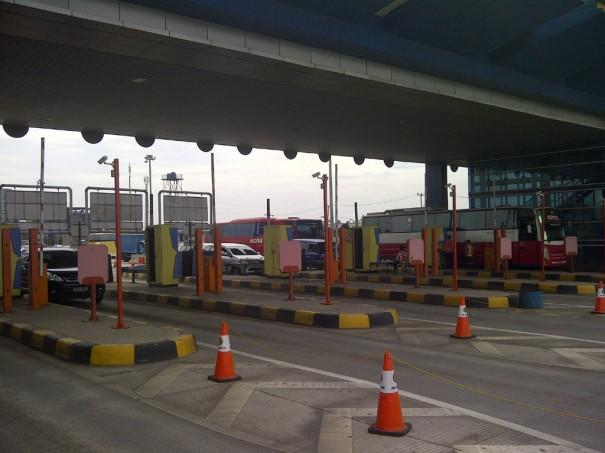 Vivotek IP8335H en Yakarta-CikampekToll Road