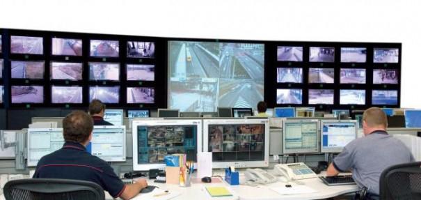 DVTel control de seguridad
