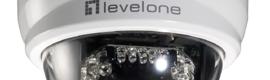 LevelOne FCS–4101, cámara de videovigilancia IP de reducido tamaño para pymes